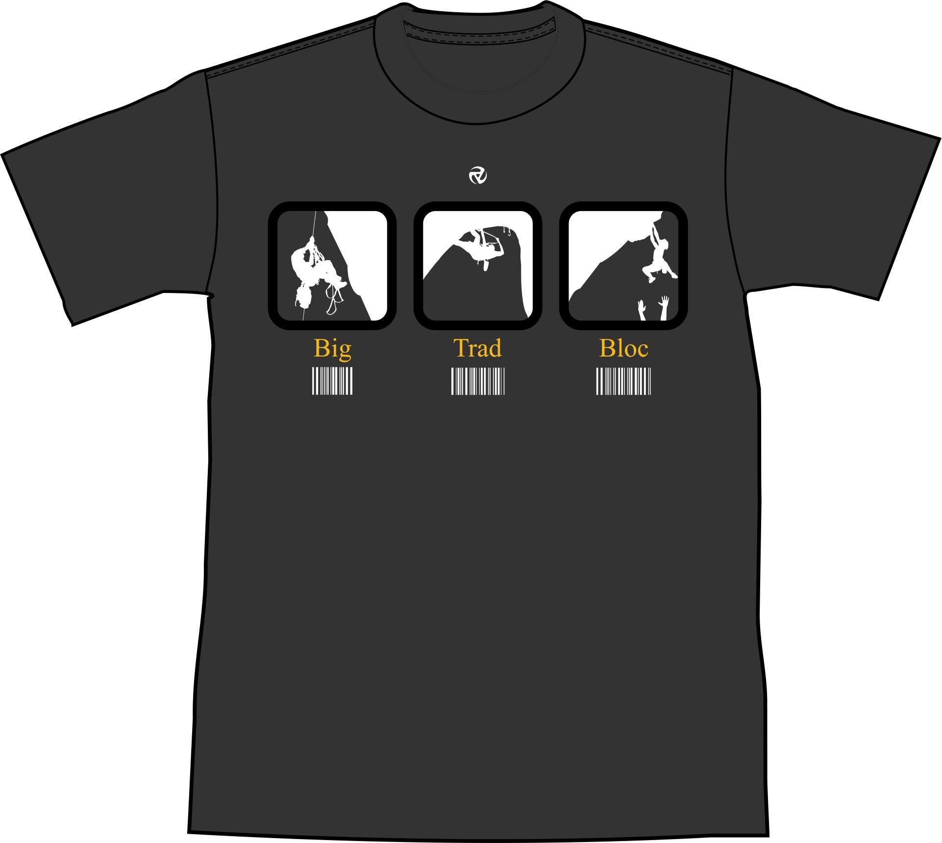 Camiseta Blocos Equinox