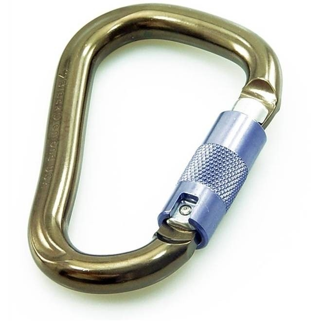 Mosquetão Rocklock Twistlock Black Diamond
