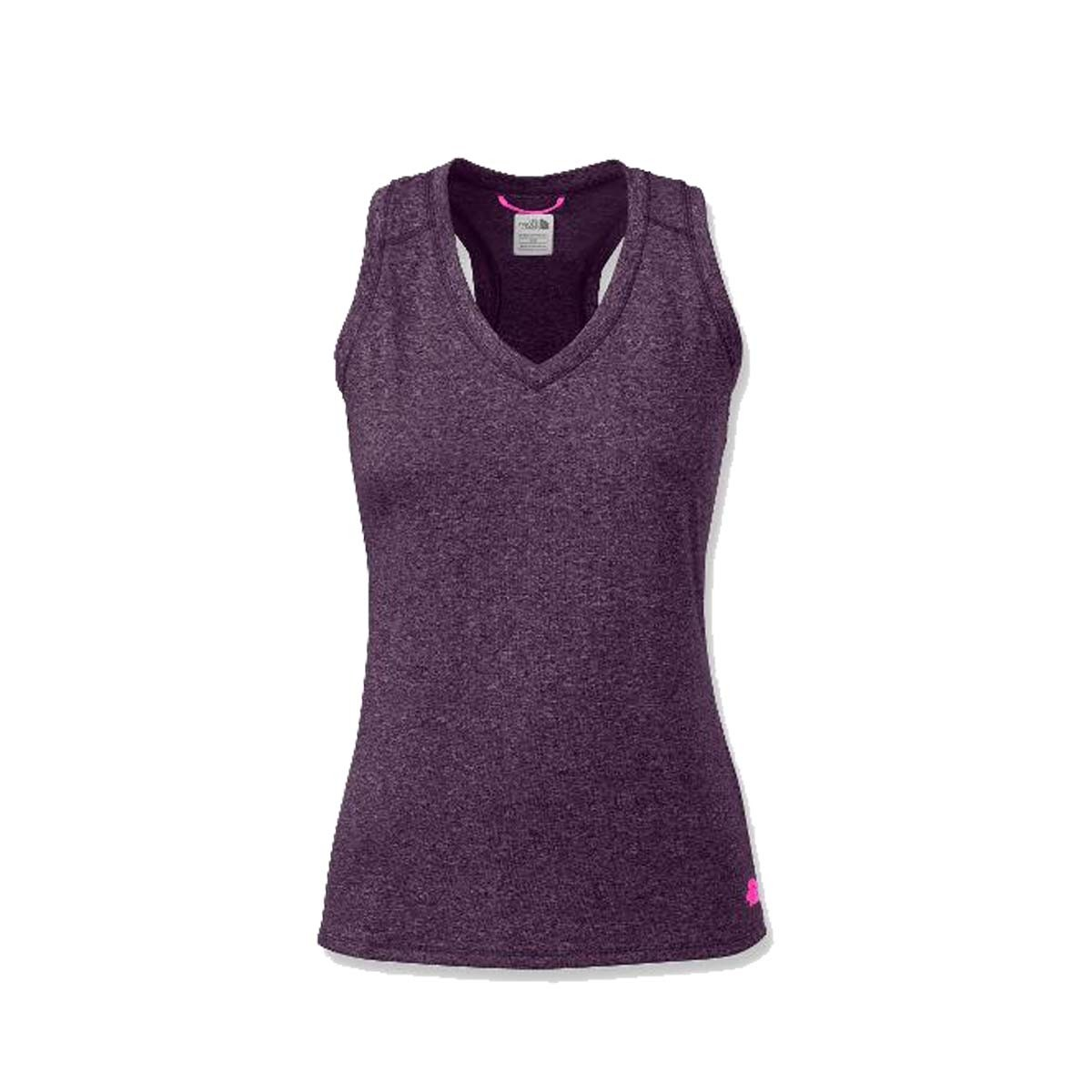 Camiseta Reaxion AMP Tank mescla Feminina The North Face