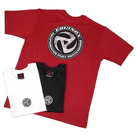 Camiseta Logo Granito Equinox