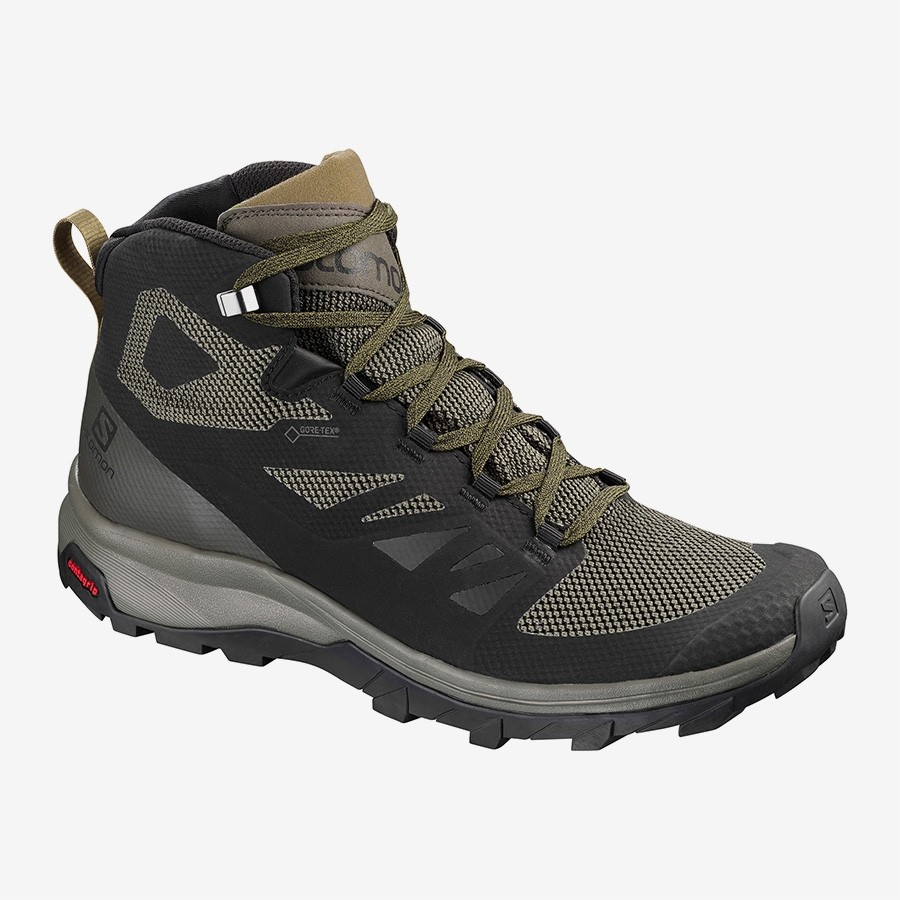 BOTA OUTLINE MID GTX® M Salomon