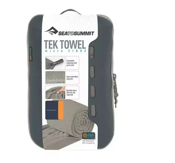 Toalha Tek Towel Ultra Absorvente - M Sea to Summit -Sortida