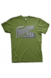 Camiseta 5.10 - Yosemite Tee - Green Olive