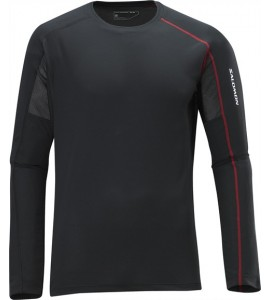 Camiseta Trail IV LS M Salomon