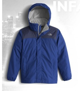 Jaqueta Infantil Masculina Resolve Reflective The North Face